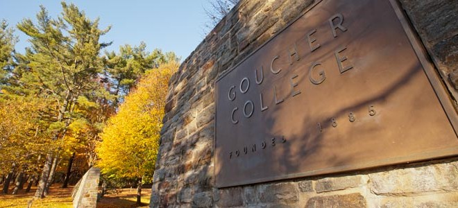 Goucher Presidential Search Information Now Available Online