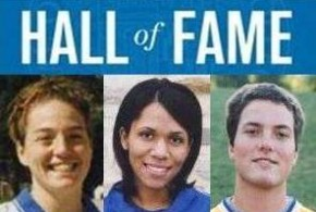 Sara Weaver '98, Natalie Williams Brewer '04, and Reeves Craig '05 Named 2014 Hall of Fame Inductees