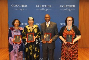 2015 Jewell Robinson Dinner Honors Four Remarkable Alumnae/i