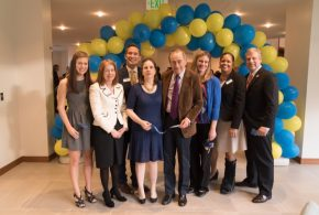 Goucher College Celebrates Official Opening of Pagliaro Selz Hall