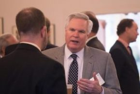 Leaders Attend Goucher Business Circle