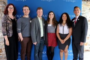Goucher College Celebrates Record Number of Fulbright Recipients