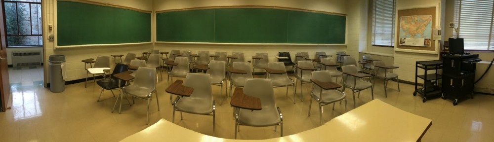 Goucher College Audio-Visual Classroom Technology