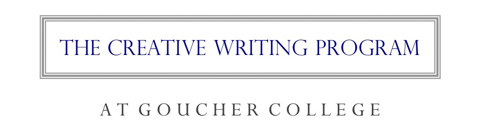Creative Writing Program at Goucher College
