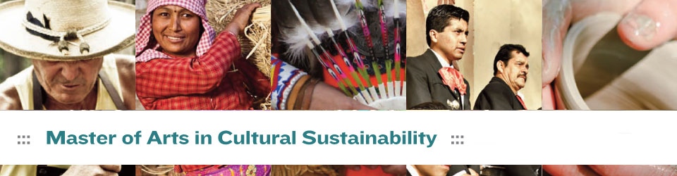 Cultural Sustainability