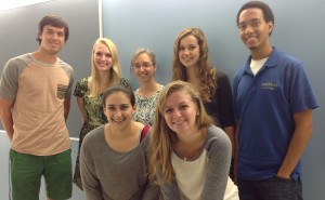 Coping Research Team Fall 2014