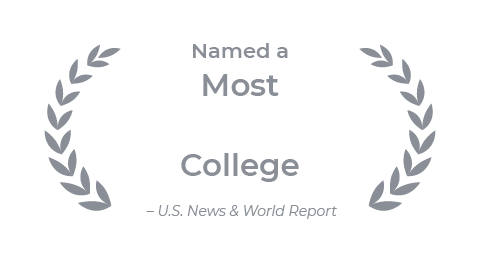 a most innovative college