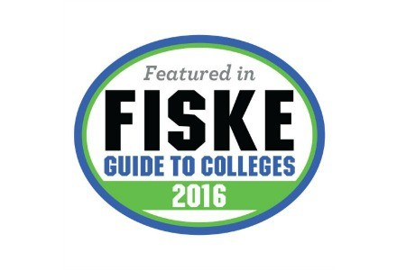 "Goucher Named Again in ""Fiske Guide to Colleges"""