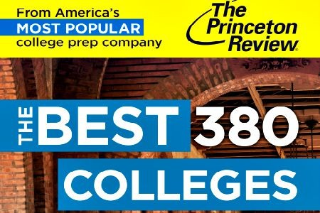 Princeton Review Features Goucher in 'The Best 380 Colleges'