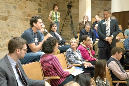 Equalizing Higher Education Discussed at Goucher