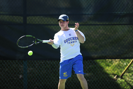 Men's Tennis Takes Conference Championship