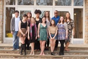 Students Begin Their Kratz Summer Writing Fellowships