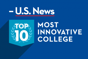 "Goucher College Named ""Most Innovative College"" by U.S. News & World Report"