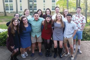 Goucher College Hillel Receives Honors