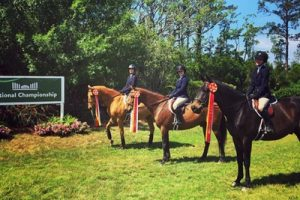 Goucher Equestrian Team Named Reserve National Champions