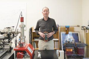 Physics Professor Wins NSF Grant