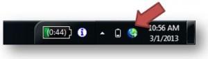 Status Bar Icon