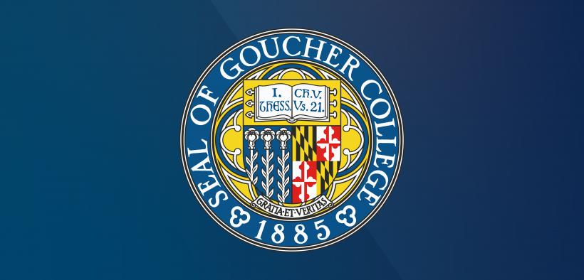 Goucher College seal