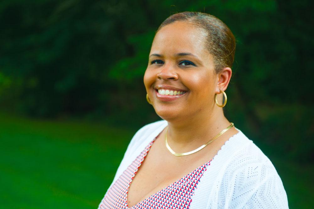 Photo of Advancements VP Trishana Bowden