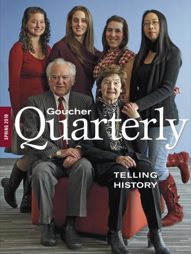 Goucher Quarterly Spring 2010