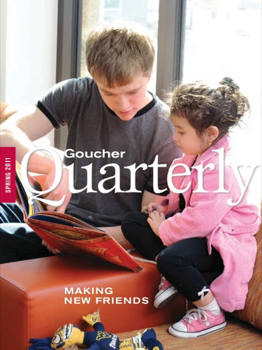 Goucher Quarterly Spring 2011