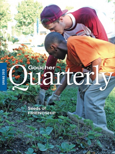 Goucher Quarterly Spring 2013