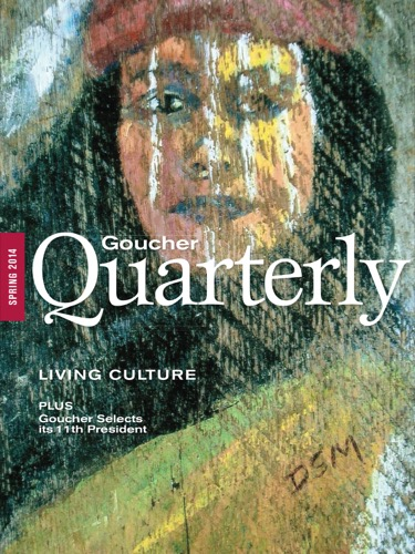Goucher Quarterly Spring 2014