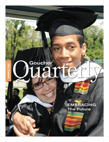 Goucher Quarterly Summer 2008