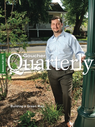 Goucher Quarterly Summer 2011