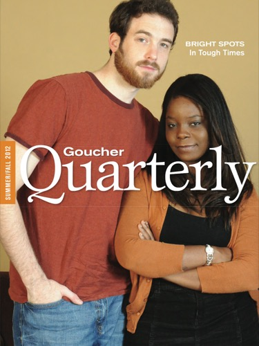 Goucher Quarterly Summer/Fall 2012