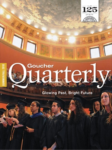 Goucher Quarterly Summer/Fall 2010