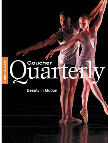 Goucher Quarterly Summer/Fall 2013