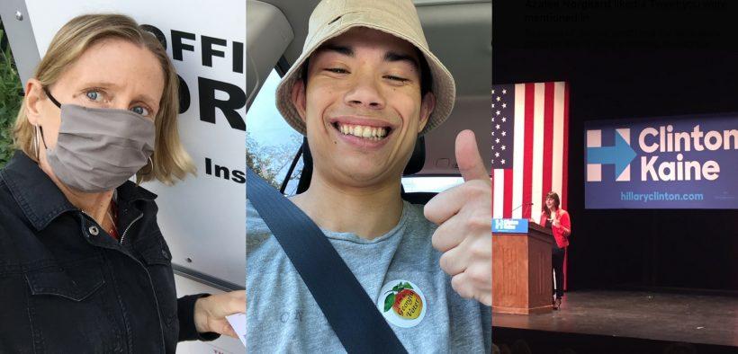 Voter voices