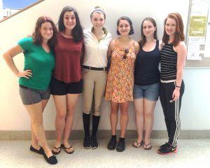 Fall 2016 McCabe Research Team Photo