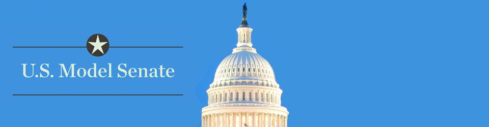 Goucher College U.S. Model Senate