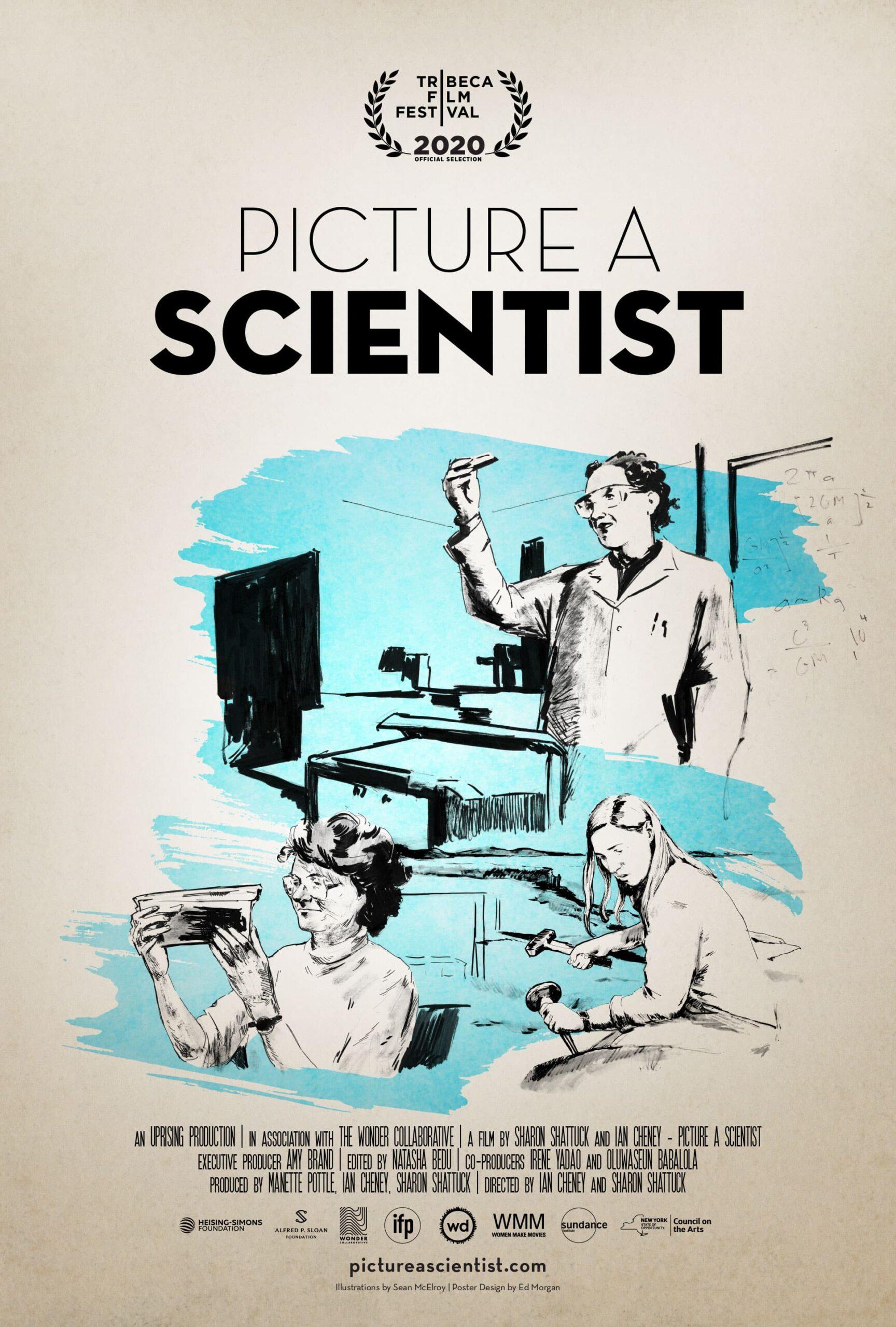 Picture a Scientist - Film Screening - October 4-5, 2020